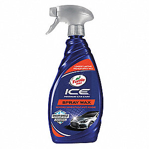 Spray Car Wax,Synthetic,20 Oz.
