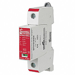 Surge Protection Device,1 Phase,600V