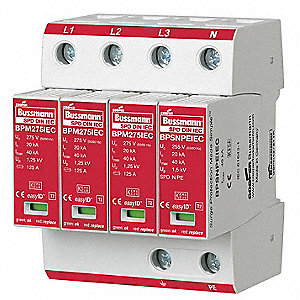 Surge Protection Device,3 Phase,230/400V