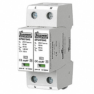 Surge Protection Device,1 Phase,230V