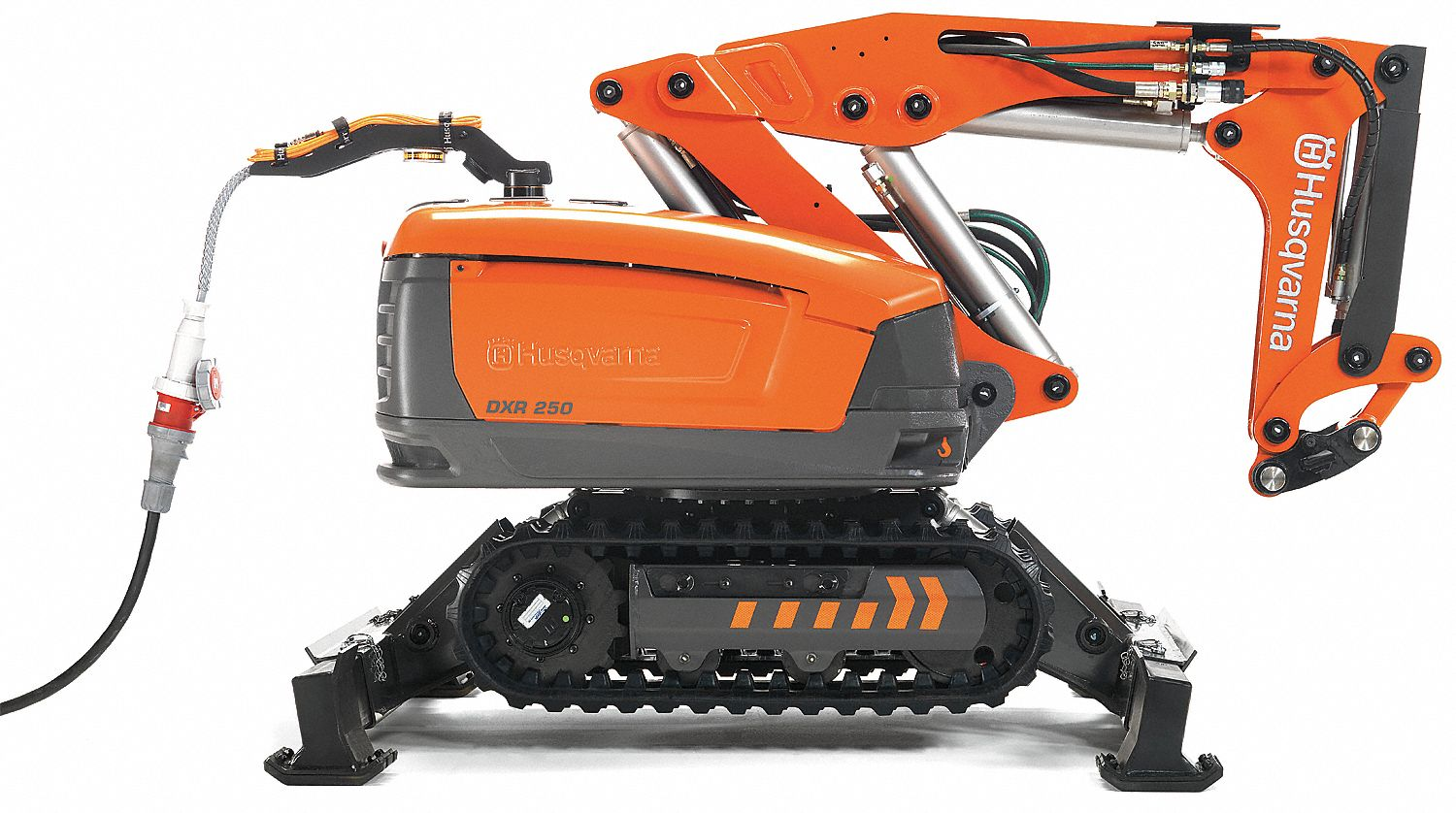 Husqvarna demolition robot 19h162 dxr 250 grainger for Husqvarna robot