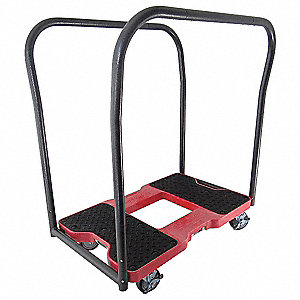 Adjustable Divider Panel Truck, 1200 lb. Load Capacity