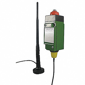 Wireless Limit Switch,Top Pin Plunger