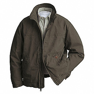 Jacket,No Insulation,Tobacco,L