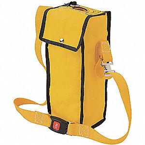 Search and Guideline Bag,Yellow