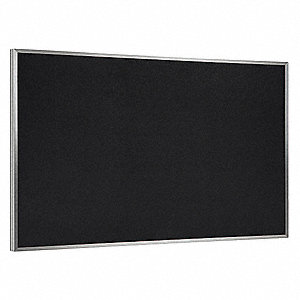 Bulletin Board, Rubber, 48H x 72W In