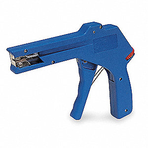 Cable Tie Gun,HD,0 to 60 lb.,Nylon