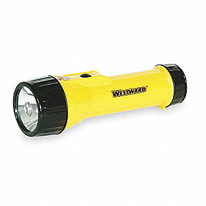 Handheld Flashlight,LED,AA,45 lm