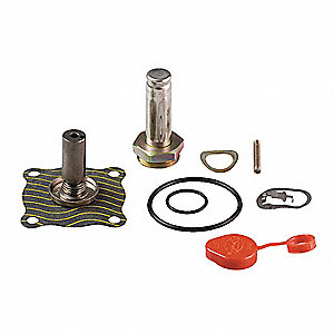 Valve Rebuild Kit,With Instructions