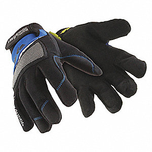 Uncoated Cut Resistant Gloves, ANSI/ISEA Cut Level 5, High-Performance Polyethylene/SuperFabric®/Kev