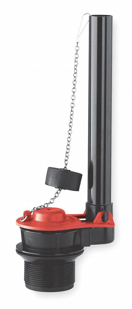 fluidmaster adjustable flush valve with flapper for use. Black Bedroom Furniture Sets. Home Design Ideas