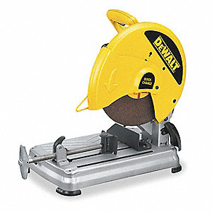 Chop Saw,14 In. Blade,1 In. Arbor