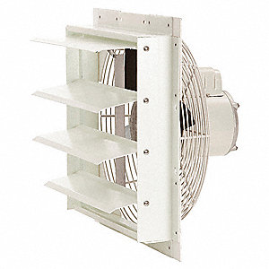 Exhaust Fan,16 In,115 V,2005 CFM