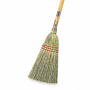 "Lobby Broom, 39"" Overall Length"