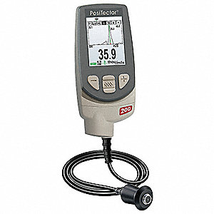 Coating Gage,Advanced,2 - 150 Mils