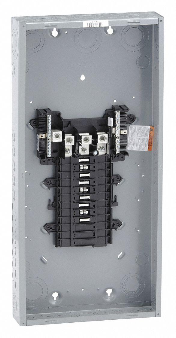 Square D Load Center Main Lug 200 Amps 208y 120vac 240