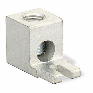 Neutral Lug Kit, For Use With Panel Board Mountable, For #10 to #2 Aluminum or #14 to #4 Copper Wire