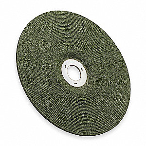 "4-1/2"" Abrasive Cut-Off Wheel, Ceramic, 0.125"" Thickness, 5/8""-11 Arbor Size, Type 27"
