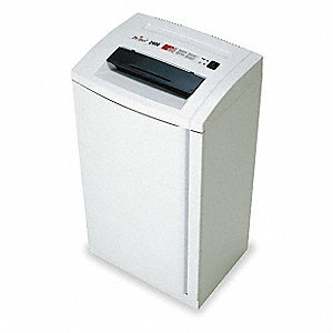 Small Office Paper Shredder, Strip-Cut Cut Style, Security Level 2