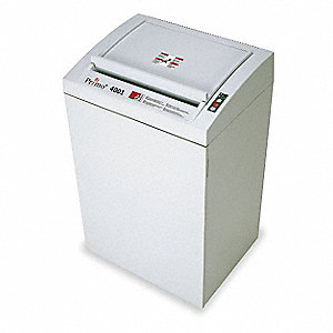 Large Office Paper Shredder, Strip-Cut Cut Style, Security Level 2
