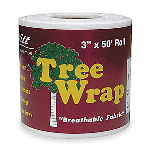 Tree Wrap,3 In x 50 Ft