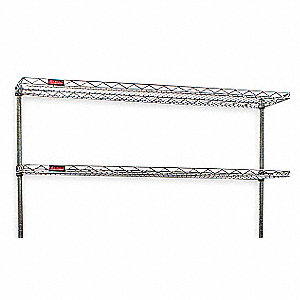 AdjusTable(R) Cantilever Shelf,W 60,D 12