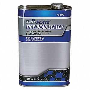 tru flate tire bead sealer 1 qt 1ekx3 12 090 grainger