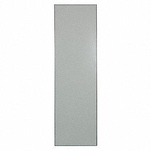 Toilet Part,58in.H,22in.W,Gray