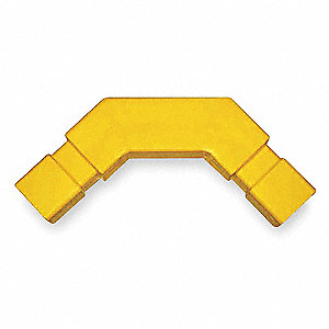 Collar Connector,Length 13 3/4 In