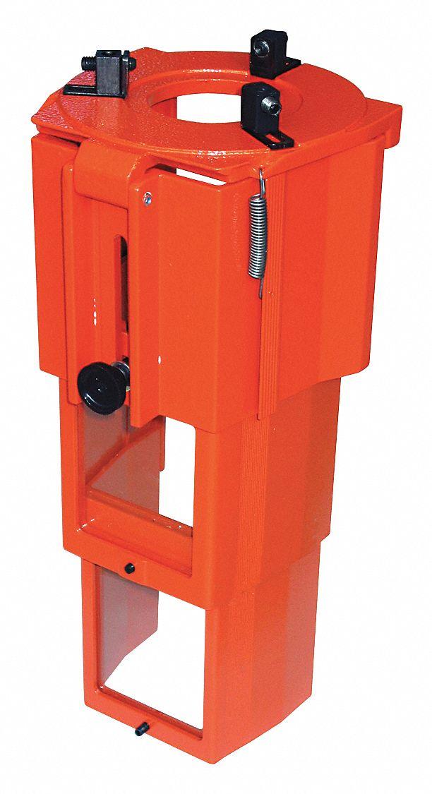 Drill Press Guard >> DAYTON Drill Press Guard, 1-3/4 to 3-1/2 Quill - 1FYX3|1FYX3 - Grainger