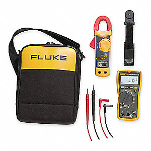Electrician Multimeter Combo Kit