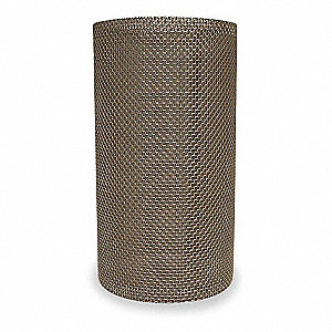 Filter Screen,2-1/4 In,Stainless Steel