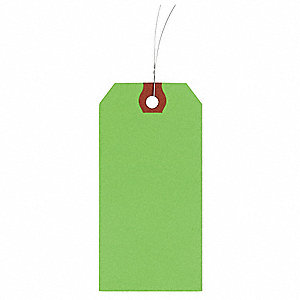 Wire Tag,Paper,Blank,PK1000
