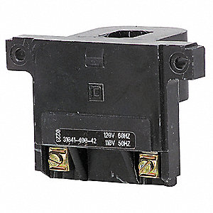 Replacement Coil, 480VAC Coil Volts, Starter Size: 00, 1, For Use With: SA Series A, SB, SC, SM