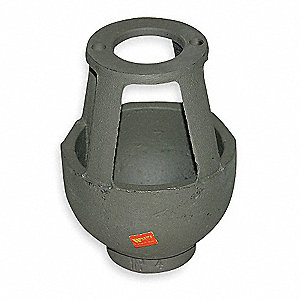 "NPT Air Gap, For Use With Series 909, 3/4"" to 1"", Cast Iron"
