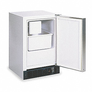 Ice Machine,Undercounter,Crescent,12 lb