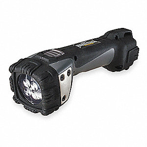 Industrial Handheld Light,LED,Gray