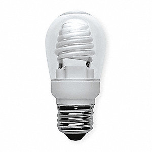 Cold Cathode CFL,Dimmable,2700K,3W