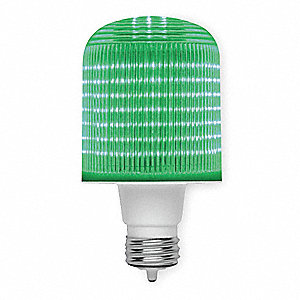 LED Light Bulb,T20,2700K,Green