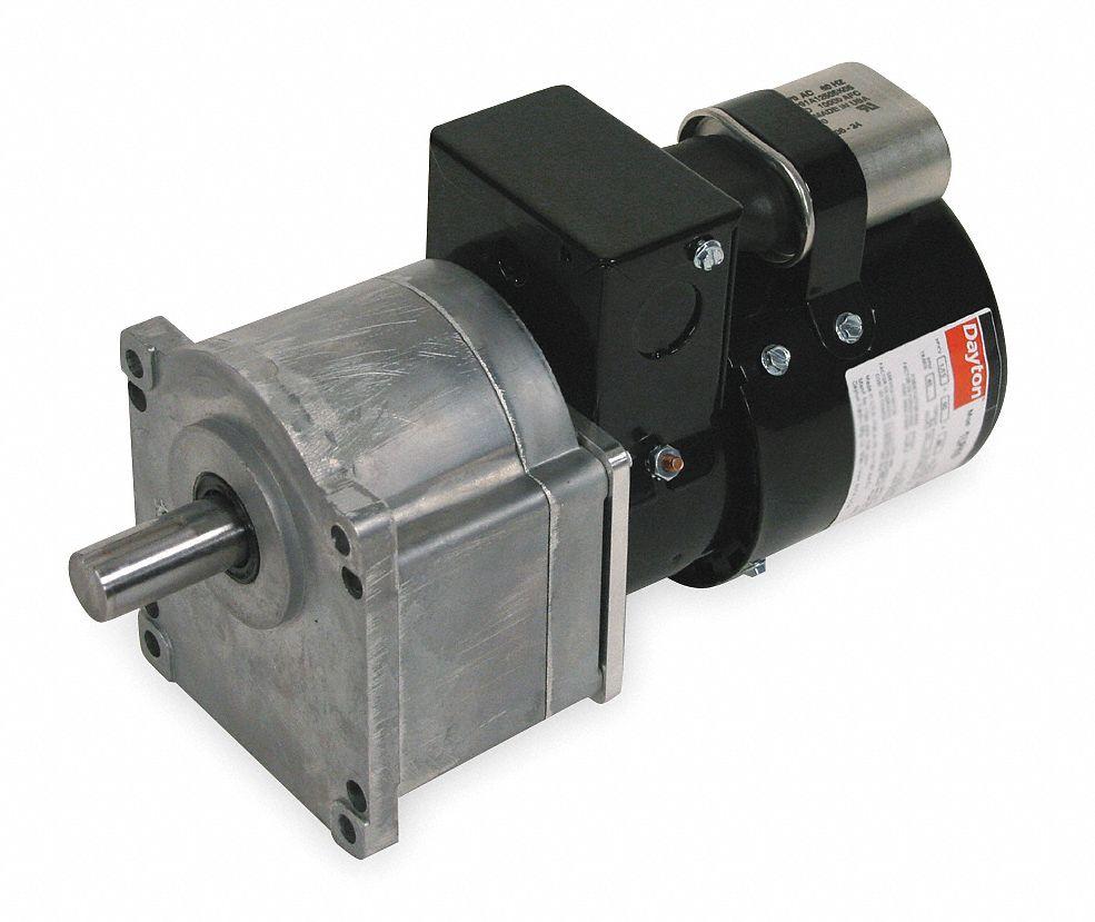 dayton gearmotor 10rpm 500 torque 115 230v tefc 1lpx5