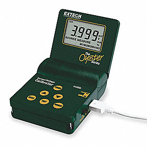 Calibrator,0 to 10VDC,0 to 24mADC