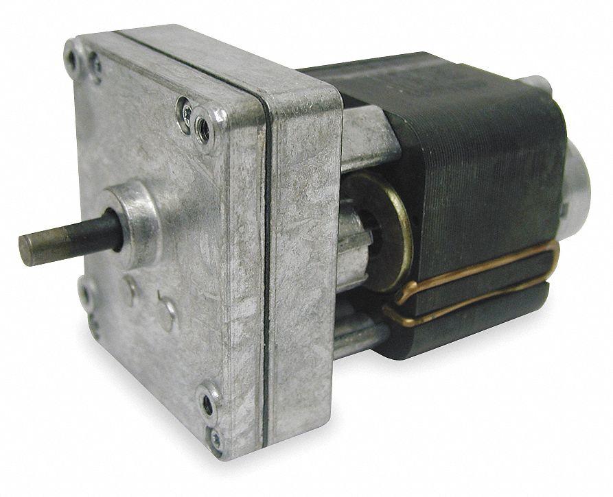 Dayton ac gearmotor 115 nameplate rpm 13 max torque 50 0 for Dayton gear motor catalog