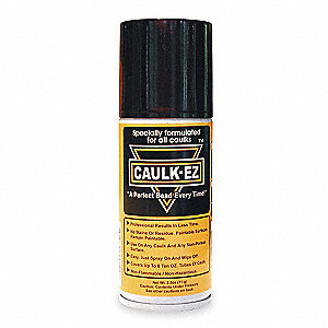 Caulk Tooling Aid,2.5 Oz,Clear
