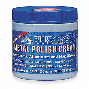 19-3/8 oz. Metal Polish, 1 EA