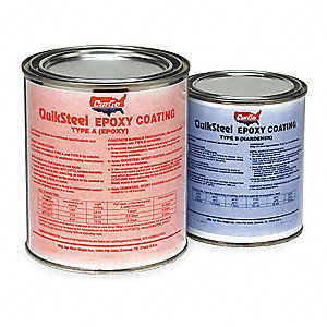 Epoxy Coating,Dark Gray,16 oz.