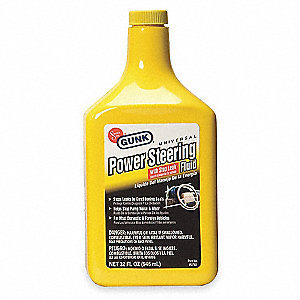 Power Steering Fluid,12 oz,Autos/Trucks