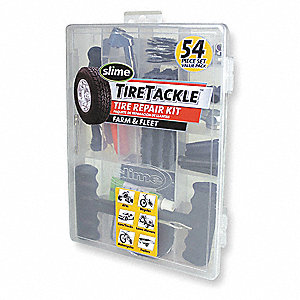 Large Tire Tackle Kit,7-1/2 In.