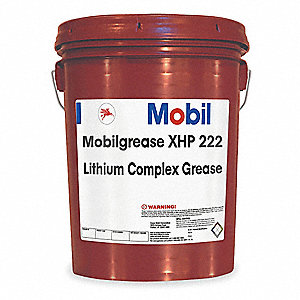 Mobilgrease XHP 222, Grease, 5 gal