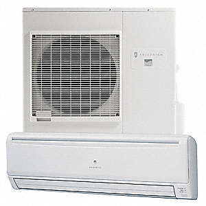 Split System Air Conditioner,Wall, 208/230 Voltage, 33,000 BtuH Cooling
