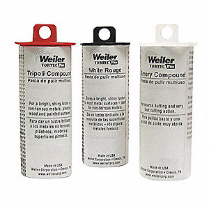 4 oz. Buffing Compound, White Rouge